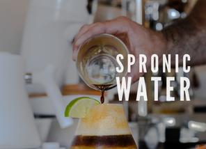 Spronic Water Recipe