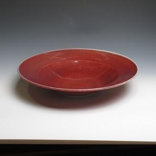 """Plate, #16"" Frank Willet"