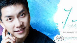 Notice: Lee Seung Gi 14th Debut Anniversary