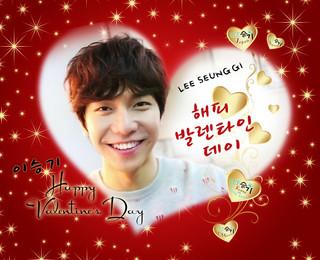 [Greeting] ❤ 해피 발렌타인 데이! Happy Valentine's Day! バレンタインおめでとう! 情人节快乐!