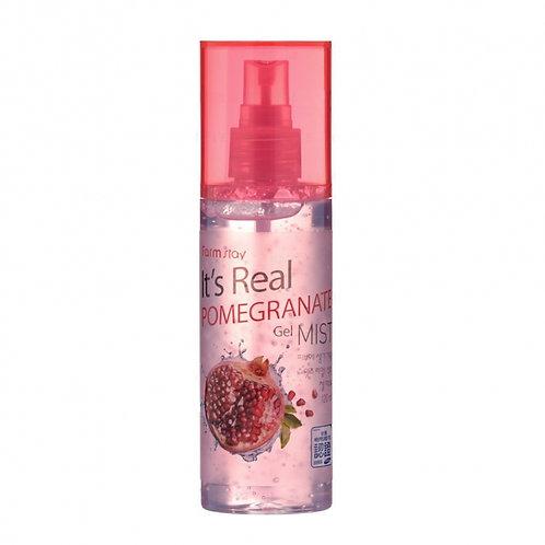 Мист с гелевой текстурой Гранатовый  FarmStay It's Real Gel Mist Pomegranate