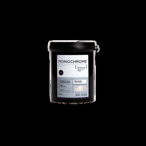 Сахарная паста для депиляции MONOCHROME плотная корректирующая, 0,8 кг