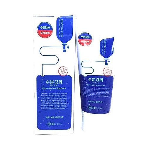 Увлажняющая пенка для лица Mediheal Aquaring Cleansing Foam, 170 мл.