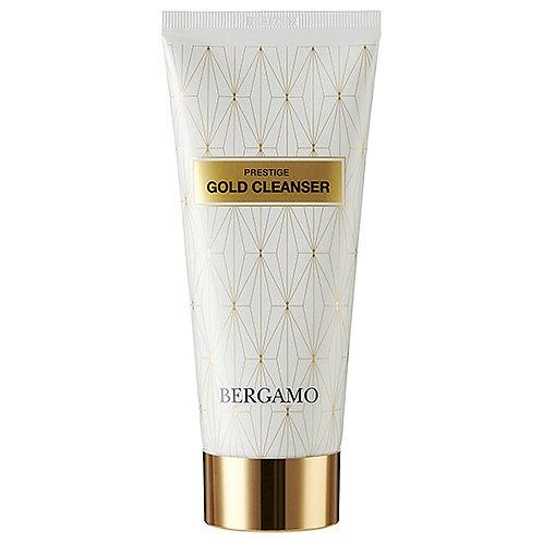 Очищающая пенка с золотом Bergamo Prestige Gold Cleanser 120 мл.