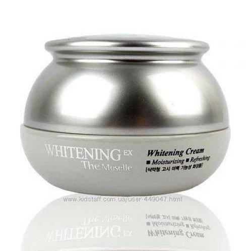 Отбеливающий крем Bergamo Moselle Whitening Ex Whitening Cream 50 мл.