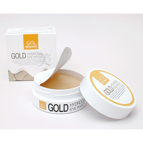 Misoli Gold Hydrogel Eye Patch, 60 шт.