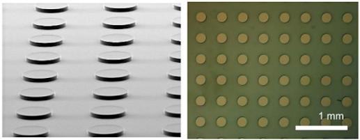 Fabrication of organic light-emitting devices by low-pressure cold welding. 낮은 압력에서의 cold welding을 활용한 인광 OLED의 제작