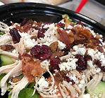 cranberry turkey salad