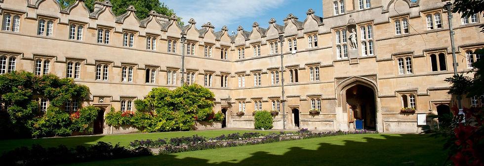 The Main Quad of University College