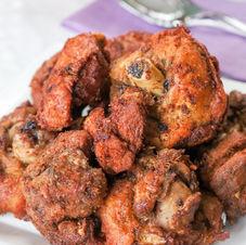 Tasso (Fried Turkey)
