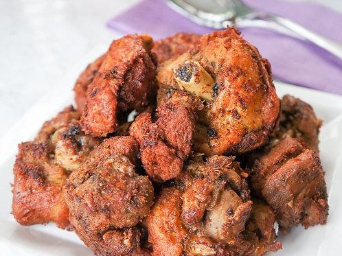 Tasso (Fried Turkey from Haiti)
