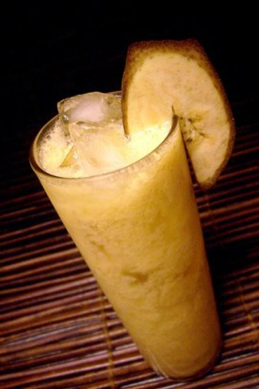 Plantain Punch