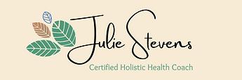 Julie Stevens, Holistic Health Coach Logo