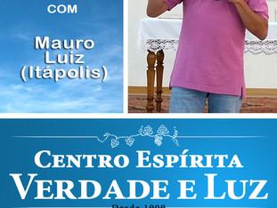 Palestra Pública com Mauro Luiz - Itápolis -  16/08/2017