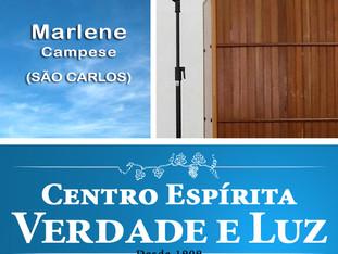 Palestra Pública com Marlene Campese - São Carlos - 17/06/2018