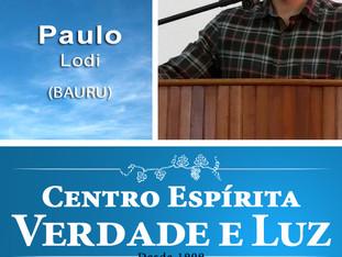 Palestra pública com Paulo Lodi - Bauru - 31/10/2018