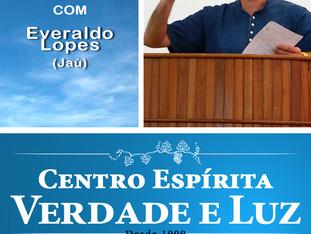 Palestra Pública com Everaldo Lopes . 06/12/2017.