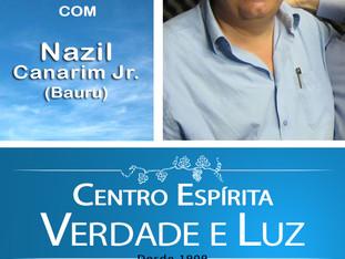 Palestra Pública com Nazil Canarim Jr. - Bauru - 27/08/2017