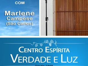 Palestra Pública com Marlene Campese - 20/08/2017