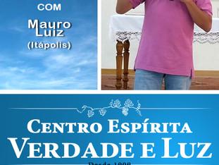 Palestra Pública com Mauro Luiz - Itápolis - 20/12/2017