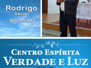 Palestra Pública com Rodrigo Daniel - 14/02/2018