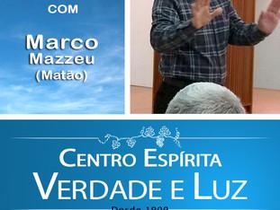 Palestra Pública com Marco Mazzeu - Matão - 13/08/2017