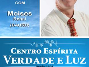 Palestra Pública 29/11/2017 com Moises Rossi - Bauru.