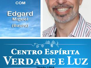 Palestra Pública com Edgard Miguel - Bauru - 10/12/2017