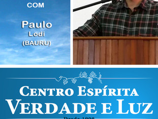 Palestra Pública com Paulo Lodi - 31/05/2017