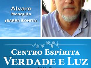 Palestra Pública com Alvaro Mesquita - 27/06/2018