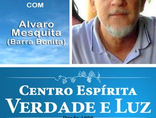 Palestra Pública com Alvaro Mesquita. Barra Bonita. 30/08/2017