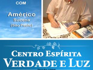 Palestra Pública com Américo Sucena. 05/07/2017