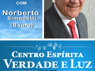 Palestra Pública com Norberto Simonetti - Bauru - 19/09/2018