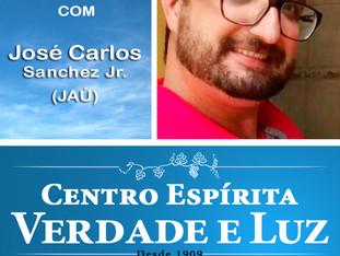 Palestra Pública com José Carlos Sanchez Jr. Jaú - 15/11/2017 às 20 h.   Compareça !!