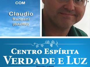 Palestra Pública com Claudio Ranzani - 17/09/2017