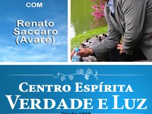 Palestra Pública com Renato Saccaro - Avaré - 23/08/2017