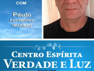 Palestra Pública com Paulo Fernandes - 27/09/2017