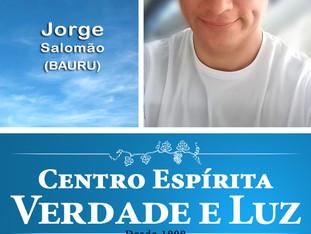 Palestra Pública com Jorge Salomão. 24/01/2018