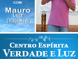 Palestra Pública com Mauro Luiz - Itápolis - 05/09/2018