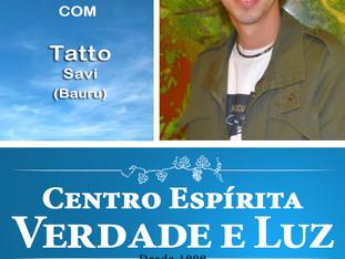 Palestra Pública com Tatto Savi - 02/07/2017