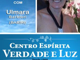 Palestra Pública com Ulmara Barbieri - BARIRI. 22/11/2017