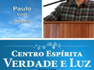 PALESTRA PÚBLICA COM PAULO LODI - BAURU - 29/04/2018