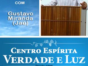 Palestra Pública com Gustavo Miranda - 02/08/2017