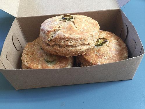Savory scones (3pk)