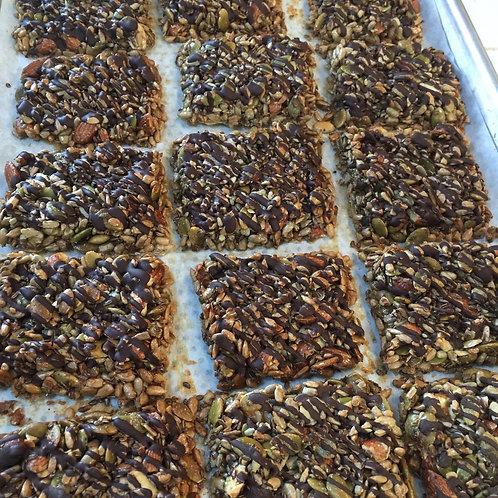 Seed-nut bars (3ea) organic