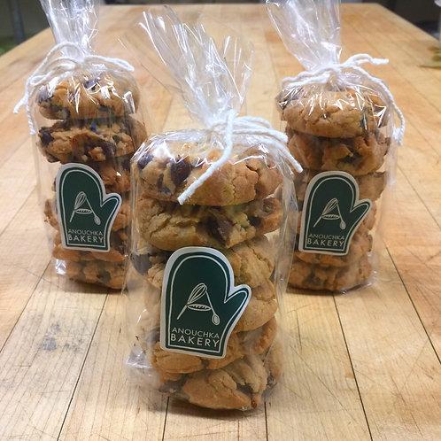 3 Peanut Butter Cookie Packs (18ea) Organic