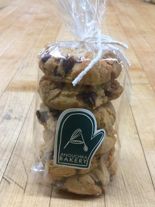 Peanut Butter Cookies (6ea) Organic