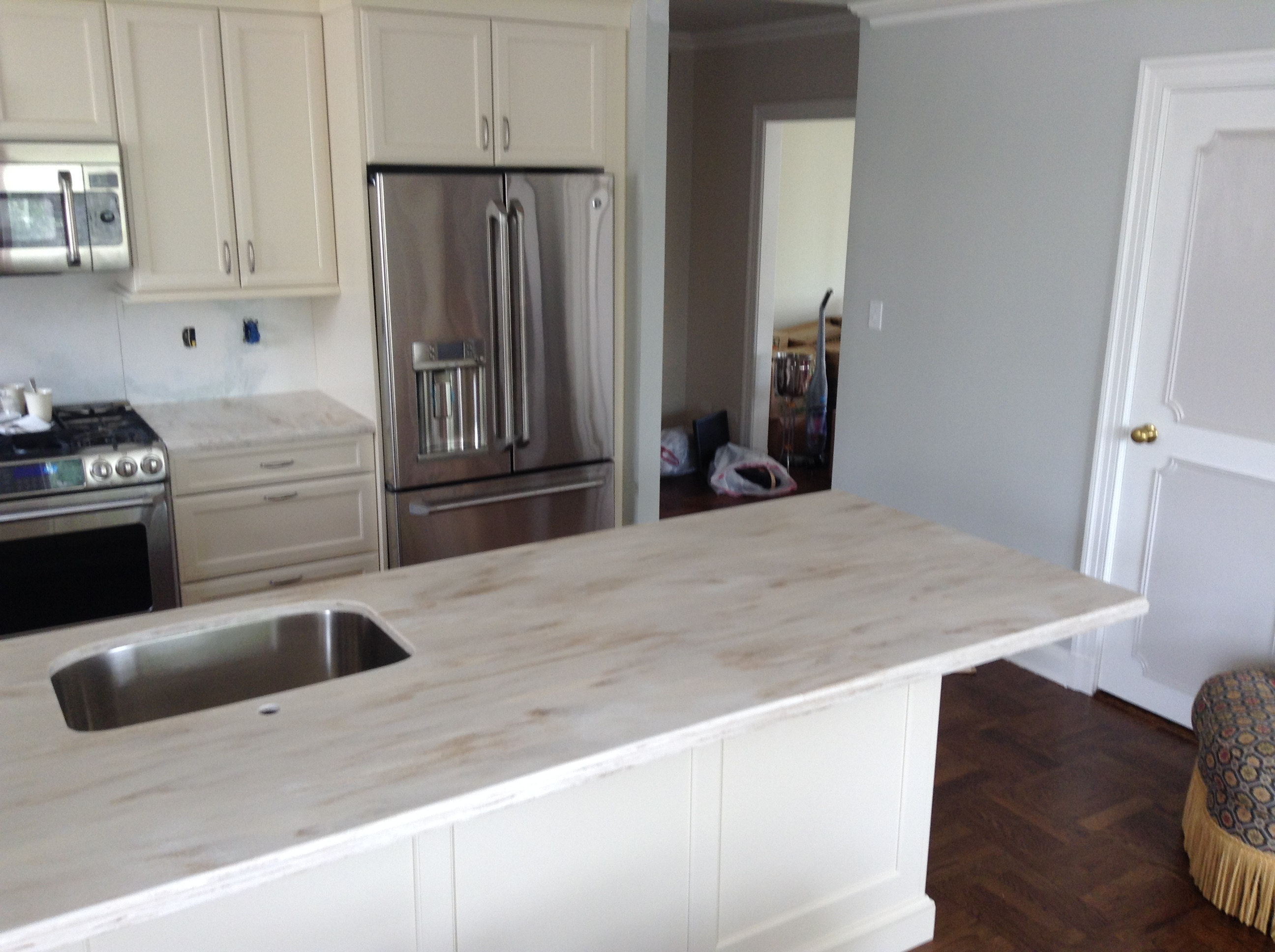 Clic Corian Witch Hazel Countertops By Starian