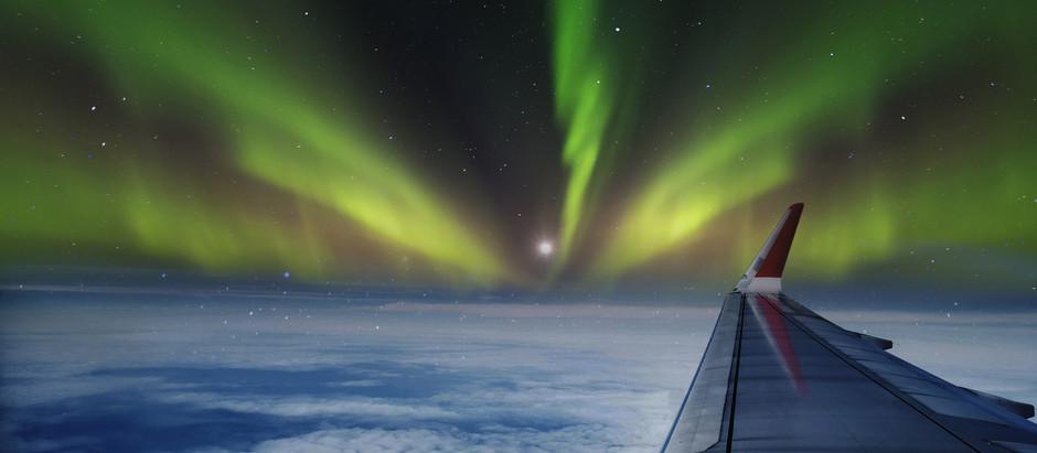 Take Awe Inspiring Photos from an Airplane