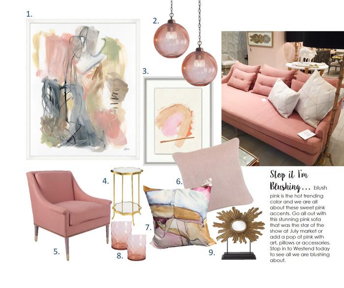 Market Trend: Blush Pink
